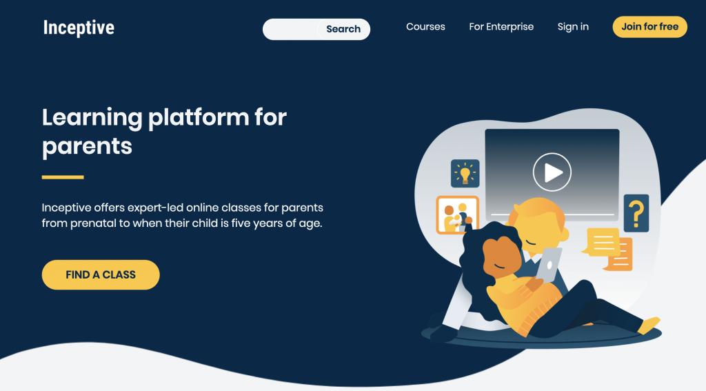 Inceptive Learning Platform