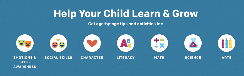 PBS: Learn & Grow (for kids ages 2-8)