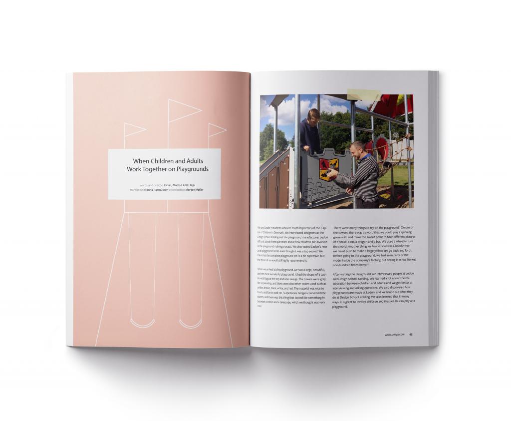 Ideas for Playful Learning: Ottiya Play Magazine